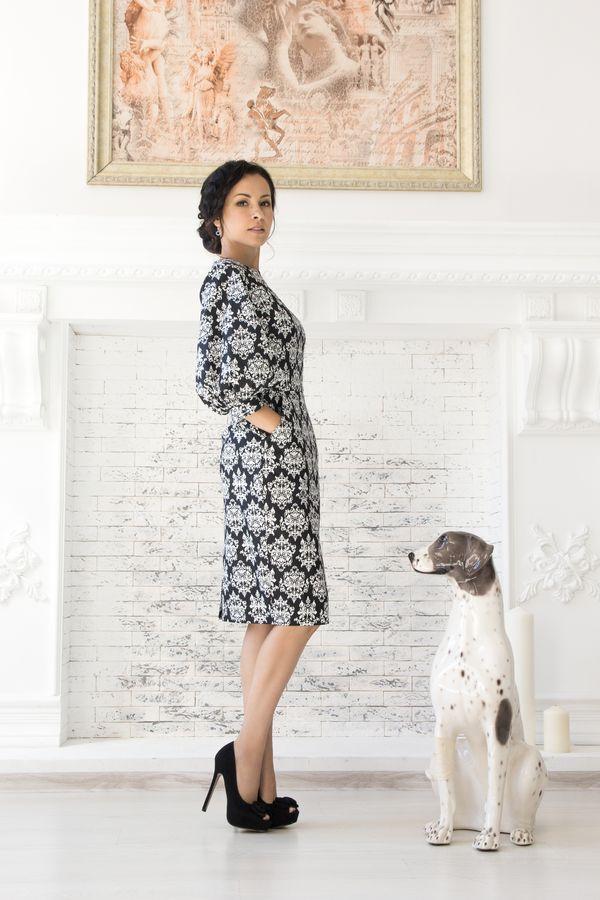 Платье «Барокко»