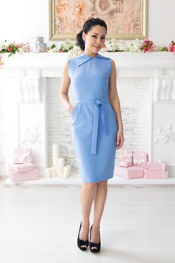 Платье «Голубое небо»