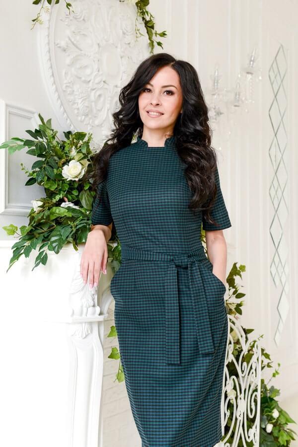 Платье «Ирландия»