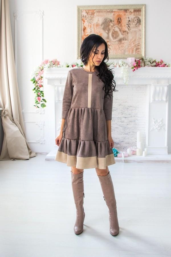 Платье «Капучино»