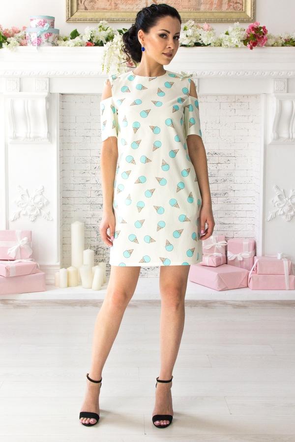 Платье «Мороженко»
