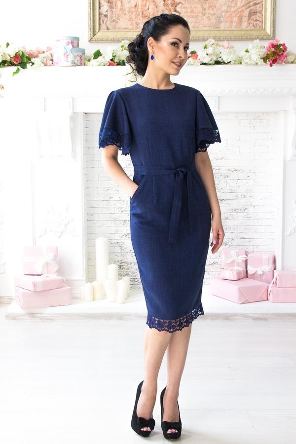 Платье «Стильный Шик»